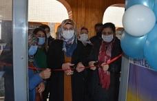 HDP'li Patnos Belediyesi, Köydeki kadınlar için Kadın Dinlenme Merkezi açıldı