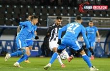 Beşiktaş Şampiyonluk yolunda Erzurumspor'u 4-2 ile geçti