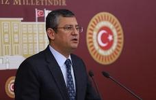 CHP'li Özel: Erdoğan'a, özel ders aldırdık 128 milyar dolarımıza mâl oldu