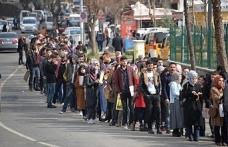 DİSK: Gençlerde işsizlik oranı, resmi verilerin iki katı