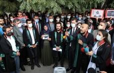 200 avukat Adalet Nöbeti'nde: Şenyaşar ailesinin talebi talebimizdir