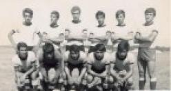 Eski Erciş'li spor'cular 1976