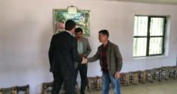 HDP'nin Erciş'te Seçim Çalışmaları Devam Ediyor