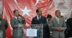 Erciş'te Kiracıların isyanı...