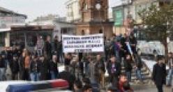 Erciş'teki kentsel dönüşüm mağdurları