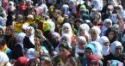 Erciş'te Binlerin katılımı ile NEWROZ Kutlandı