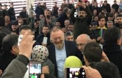 HDP Eş Genel Başkanı Sezai Temelli Ercişt'e konuştu