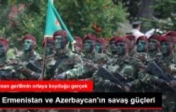 Azerbaycan Ordusu Tank Ve Uçak Bakımından Ermenistan'a Üstün