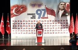 Kılıçdaroğlu: CHP, avukat bürolarında kurulmadı