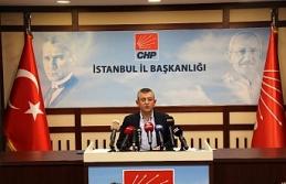 Özgür Özel: AKP ve MHP, HDP operasyonunu eleştiren...