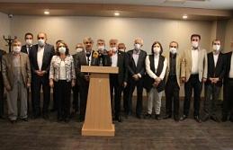Sancar: Kürdistani Seçim İttifakı'nı kalıcı hale getirme kararı aldık
