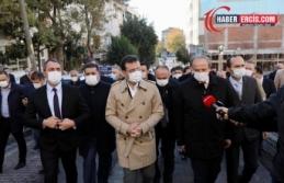 İBB Başkanı İmamoğlu: İstanbul'da biri öksürdü...