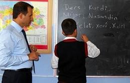 Kürtçe derslere yoğun talep