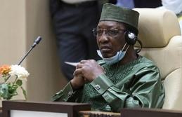 Çad Cumhurbaşkanı, cephede hayatını kaybetti