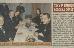 Abdüllatif Şener, Erdoğan-Soros görüşmesini...