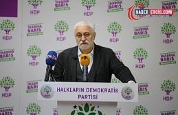Oluç: Suriye'de savaş demokratik yöntemlerle çözülmeli