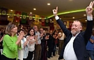 HDP Eş Genel Başkanı Temelli: 7 Haziran'da ders...
