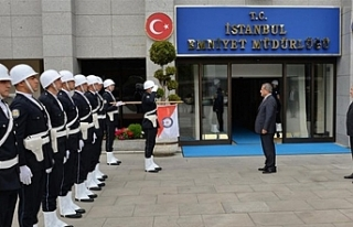 AKP'li İBB yönetimi, Emniyet Genel Müdürlüğü...