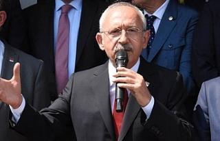 Kılıçdaroğlu'ndan Kaftancıoğlu tepkisi:...