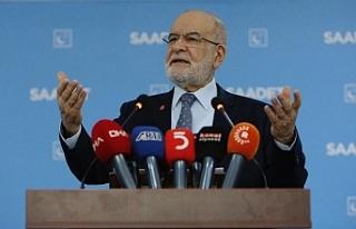 Temel Karamollaoğlu: AK Parti yüzde 10 barajına...
