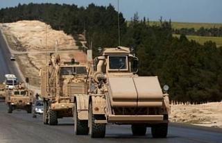 ABD'den Rojava'ya hava gücü korumalı...