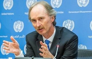 BM Suriye Özel Temsilcisi Pedersen'den Türkiye'ye...