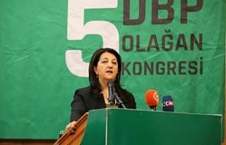 Buldan: AKP'yi göndereceğiz, barışımızı halklarımızla...