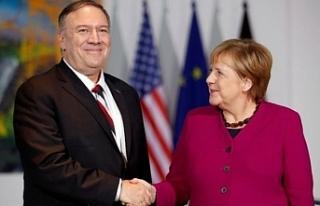 NATO tartışmasına ABD Dışişleri Bakanı Pompeo...