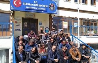 Erzurum'da HDP'li 15 belediye meclis üyesi görevden...