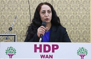HDP'li Muazzez Orhan: Faşizmi bitirinceye kadar...