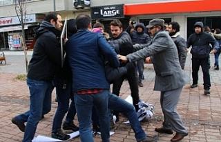 Ankara İSİG Meclisi'nin eylemine müdahale: 6...
