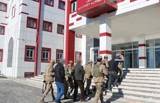 Diyarbakır'da 8 kişiye tutuklama