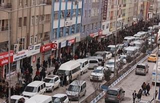 Hakkari'de son bir yılda 337 esnaf kepenk kapattı