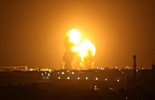 Irak'taki Amerikan üslerine füzeli saldırılar
