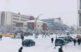 Erciş'te 80 ,Van il geneli 687 yerleşim yeri...