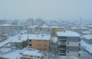 Serhat'ta 3 bin 537 yerleşim yerine ulaşım...