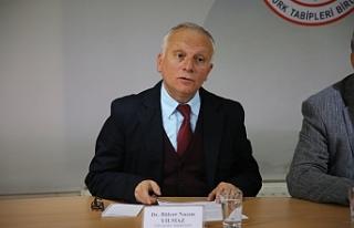 TTB Genel Sekreteri: Sürecin gevşemeye tahammülü...