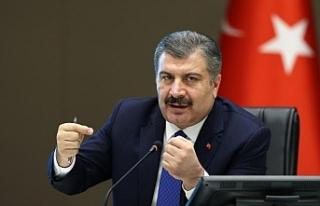 Türkiye'de can kaybı 3 bin 641'e yükseldi