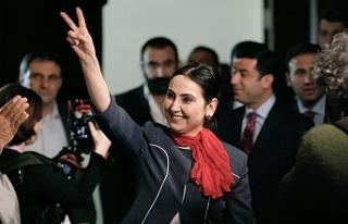 Yüksekdağ'ın tutukluluk haline devam kararı
