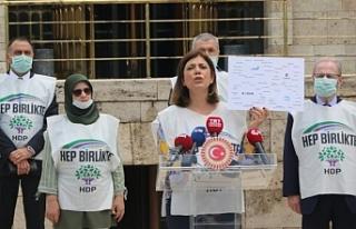 Beştaş: Medya ambargosunun amacı HDP'yi kriminalize...
