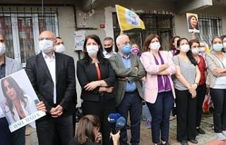 Buldan: Yürüyüşün sonunda barış ve demokrasi...