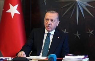 Erdoğan: Salgınla mücadelede mevzi kaybetmeye başlıyoruz