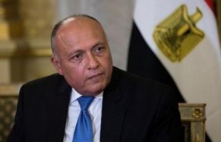 Mısır Dışişleri Bakanı: Türkiye uluslararası...