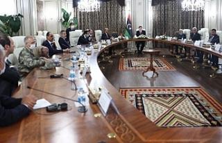 Türkiye'den Libya'ya ziyaret