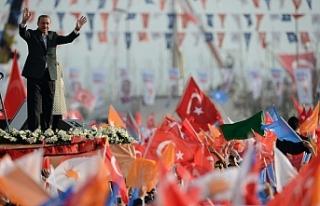 AKP Erciş'te 'Cumhurbaşkanına hakaret'...