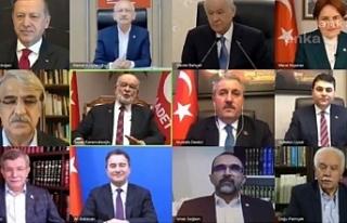 AKP; HDP, DEVA ve Gelecek Partisi ile bayramlaşmayacak