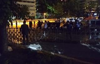 Baro başkanlarının etrafı barikatla çevrildi