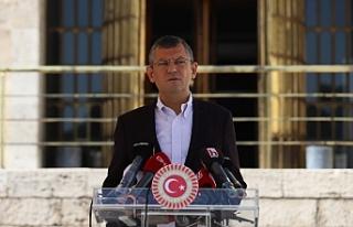 CHP'li Özel: Tek dertleri İstanbul delege sayısını...
