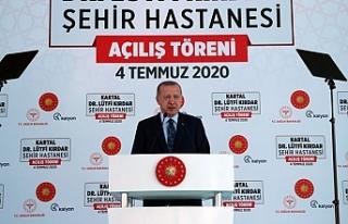 Erdoğan: Asker uğurlayanı toplayın götürün...