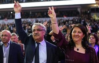 HDP Eş Genel Başkanları Buldan ve Sancar'dan...